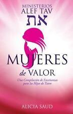 Mujeres de Valor by Carmen Saud (2013, Paperback)