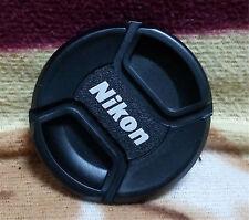 New Snap-on Lens Cap 62 mm for Nikon F AF S lens