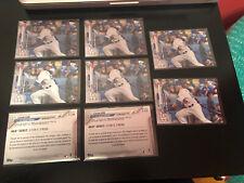 (8) 2020 Topps Update Gavin Lux RC 8x Lot Rookie Card LA Dodgers #U-234