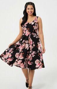 Review Autumn Dreams Dress Size 10
