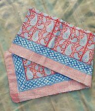 Indian Cotton Women Bath Wear Cover up Pareo Hand Block Print Sarong 180 X 110*