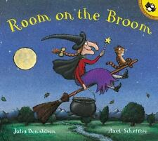 Room on the Broom by Julia Donaldson c2003, NEW Paperback