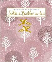 Sister & Brother-In-Law Emma Grant Christmas Greeting Card Beautiful Xmas Cards