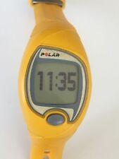Working Ladies Yellow Polar FS1 Digital Watch  CL