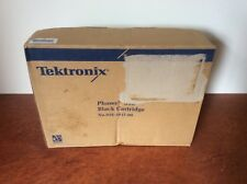 Tektronix 016-1417-00 black toner cartridge Phaser 550 original