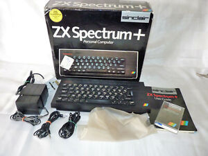 Sinclair ZX Spectrum + (Not Working)