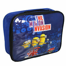 Disney / TV Character 'Back to School' Insulated Lunch / Cool Bag - Minions