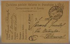POSTA MILITARE 26^ DIVISIONE 23.12.1915 #XP274A