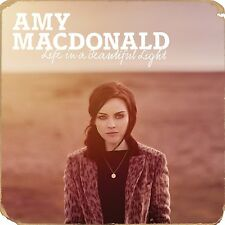 AMY MACDONALD: LIFE IN A BEAUTIFUL LIGHT 2012 CD (AMY MCDONALD) / NEW