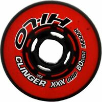 Mission HiLo Clinger XXX Inline Hockey Wheels