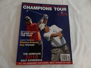 2010 PGA Champions Tour Official Annual! EXCELLENT! ONLY COPY ON eBAY!!