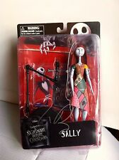 Tim Burton signed autograph nightmare before christmas SALLY figure COA