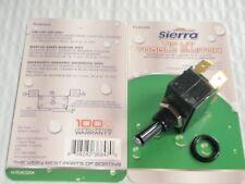 TOGGLE SWITCH CARLING 1806R 12V TG40320 TIP LIT ON-OFF-ON SPDT LIGHTED WHT RED