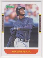 2021 Donruss KEN GRIFFEY JR. (Blue Jersey) Baseball Card # 235 SEATTLE MARINERS