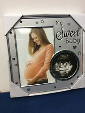 Malden International Designs My Sweet Baby Sonogram Photo Picture Frame (S)