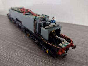 Bachmann Spares Class 37 Replacement Chassis 21 pin DCC Ready Red Bufferbeam