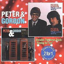 PETER GORDON - I Go To Pieces/True Love Ways- New Sealed CD