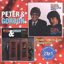 PETER GORDON - I Go To Pieces/True Love Ways- New Sealed CD