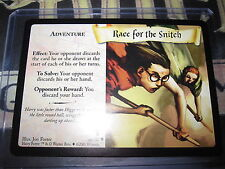HARRY POTTER GAME TCG QUIDDITCH CUP RACE FOR THE SNITCH 46/80 UNCO ENGLISH MINT