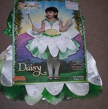 Toddler Daisy Flower Halloween costume,3T-4T,Botanicals,Garden,child theatre