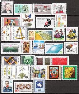 BRD Jahrgang 1981 Postfrisch** Komplett  LUXUS!!!
