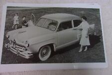 1951 KAISER FRAZER HENRY J  #1  11 X 17  PHOTO   PICTURE