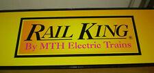 MTH RAIL KING 30-20586-1 NEW HAVEN SW-9 SWITCHER DIESEL ENGINE W/PROTO-SOUND NEW