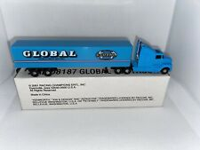 GLOBAL Semi TRUCK PROMOTIONAL REPLICA 2001 RACING CHAMPIONS NEW *Fast Shipping*