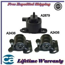 Engine Motor & Trans. Mount 94-05 For Chevy GMC 4.3L 2WD
