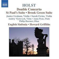 Howard Griffiths, G. - Double Concerto St Paul's Suite [New CD]
