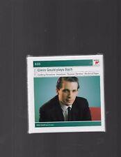 Glenn Gould Plays Bach (6) CD NEW 2011, Sony Classical