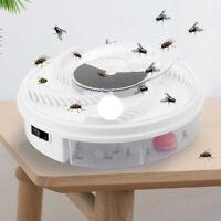Piège Anti-Mouches Insectes Électrique Piège À Mouches Insectes Automatique