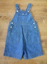 Petit Bateau***Salopette en jeans 6 mois 67 cm Mixte Légère