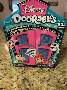 Disney Doorables! Series 2 3 4 You Choose. Mini Figures