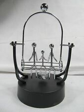 Promotional Kinetic Art Perpetual Motion Mobile Office Desk Toy sweat family