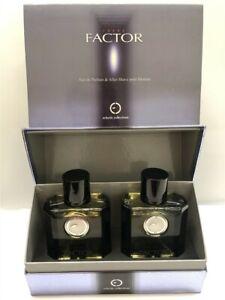Factor Turbo Eclectic Collections 2pc Set 3.4 oz/100 ml Eau de Parfum Spray Men