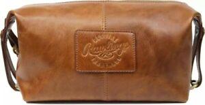 Rawlings Frankie Leather Travel Kit - Tan