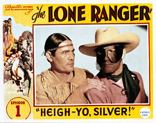 8x10 Print Lee Powell The Lone Ranger Serial 1938 #3132