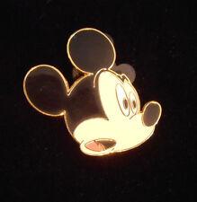 Disney World Cast Lanyard Mickey Mouse Head Scared - Series 1 Cast Lanyard Pin