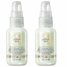 2 X Avon Planet Spa Olive Oil Heavenly Hydration Chest And Neck Serum,50ml