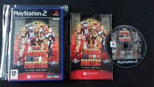 THE KING OF FIGHTERS  PS2 PLAYSTATION - PAL ESPAÑA - COMPLETO