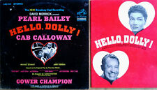 HELLO,DOLLY -  RCA 1147 - ORIG. CAST LP + 18 PAGE ORIGINAL CAST PROGRAM