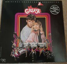 GREASE 2 SOUNDTRACK VINYL LP - GATEFOLD - 1982 - COOL RIDER - MICHELLE PFEIFFER