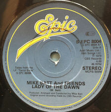 """Mike Batt And Friends -  Lady Of The Dawn 7"""" The Night Of The Dead"""