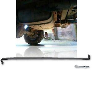 Rear Fuel Gas Tank Steel Strap w/ J-Bolt For 66-67-68-69-70-71-77 Ford Bronco