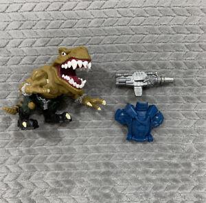 Vintage 1996 Mattel Extreme Dinosaurs Street Sharks T-BONE Series 1 Figure