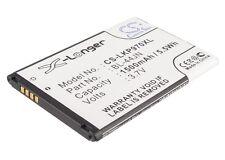 3.7V battery for LG E610, Optimus Pro, Electronics C660 Pro, E730 Victor Li-ion