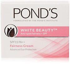 Ponds White Beauty Spot Less Daily Lightening Cream SPF 15 PA++ 50 GM (1.7637oz)