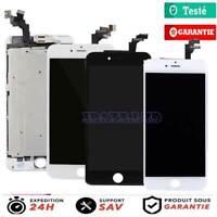 """ECRAN LCD + VITRE TACTILE SUR CHASSIS POUR IPHONE 6 PLUS 5.5"""" AVEC CAMERA BOUTON"""