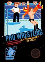 Pro Wrestling For Nintendo NES Vintage